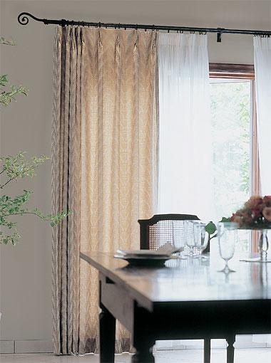 Curtain rail08 l