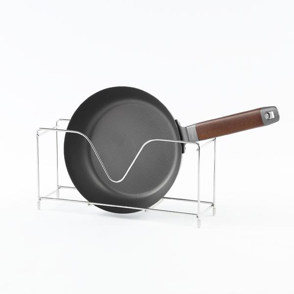 arrots フライパン&鍋蓋スタンド スリム