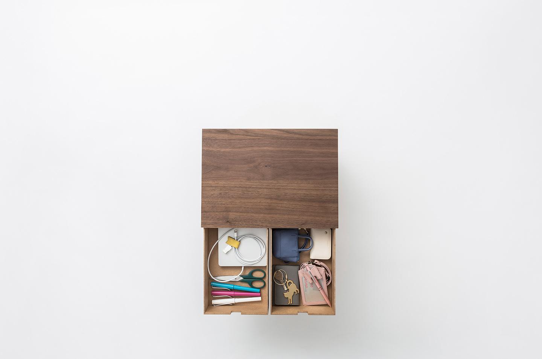 クラスタ 収納ボックス L