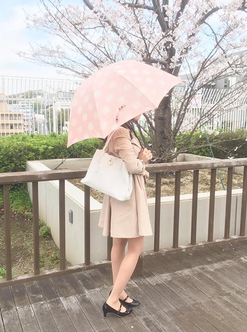 雨の日もお洒落に・・・♪