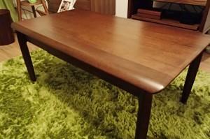 一生愛用したくなるローテーブル