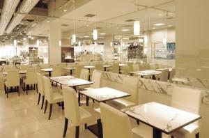 ケユカ カフェ みなとみらい東急スクエア店
