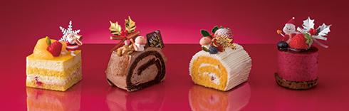 ケユカのクリスマスケーキ