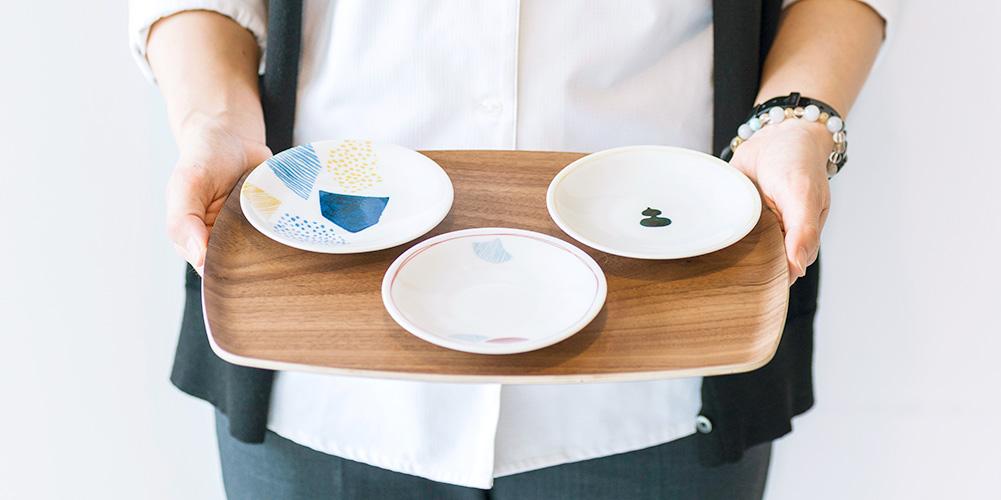 comofuku小皿