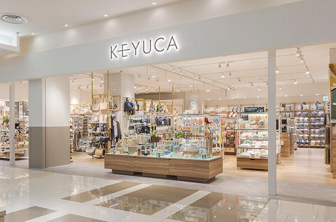 「ケユカ イオンモール船橋店」リニューアルオープン