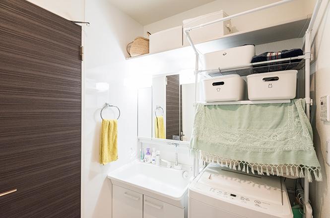 洗面/脱衣スペース