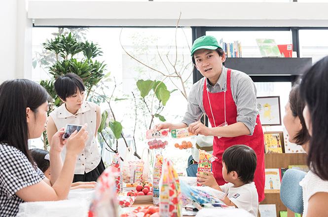 カゴメ株式会社の湯地高廣さん
