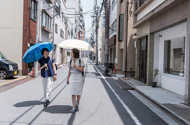 蔵前〜浅草橋