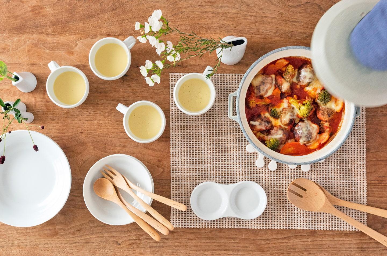 毎日の食卓を土鍋で豊かに(前編)