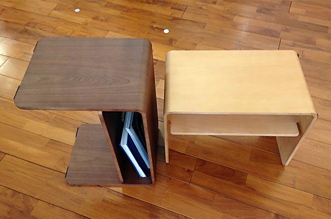 クワミサイドテーブル