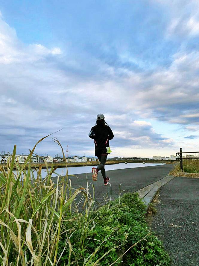 フルマラソンへの挑戦