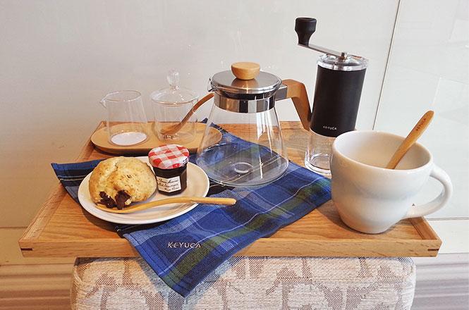 寒い冬はおうちカフェ♪