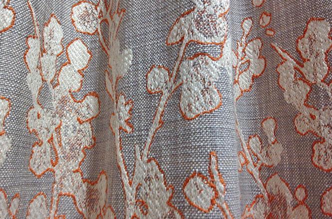 VILLA NOVAのカーテン