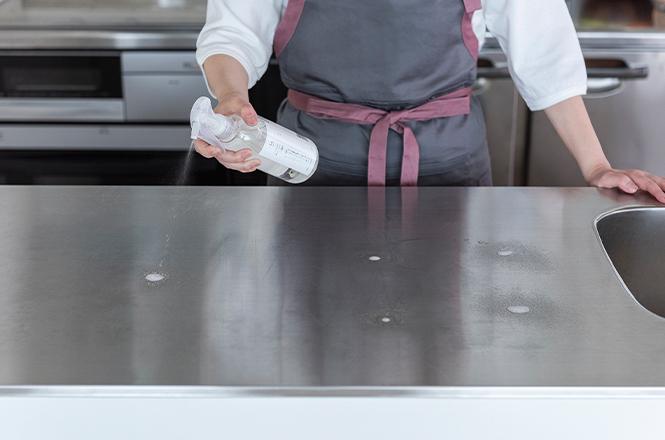 ricco キッチン用 洗剤スプレー