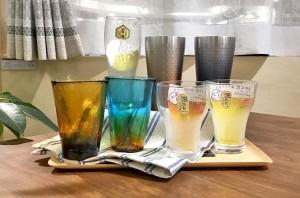 【新宿店】晩酌のお供におすすめのグラス・タンブラー