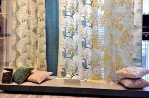 【青山店】涼しげなカーテンでリフレッシュ!