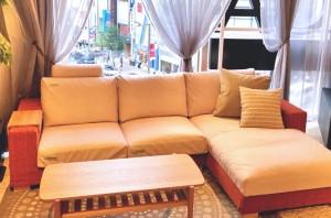 【新宿店】自分だけのオリジナルソファをお部屋の主役に♪