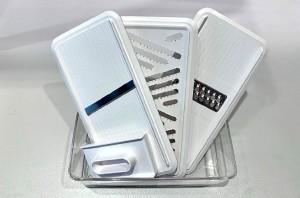 【青山店】千切りもできる!便利な調理器セット
