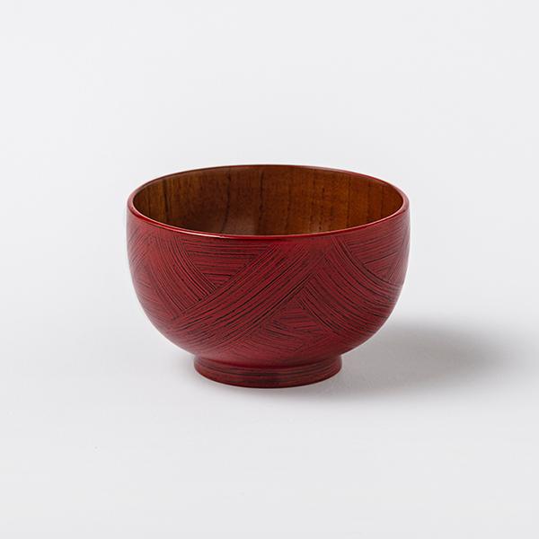 天然木 タタキサビ椀
