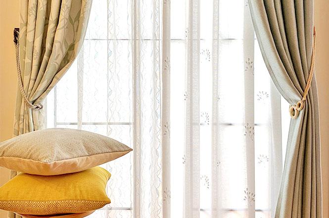 【青山店】夏におすすめの遮光カーテン