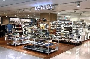 「ケユカ メルサ栄店」リニューアルオープン