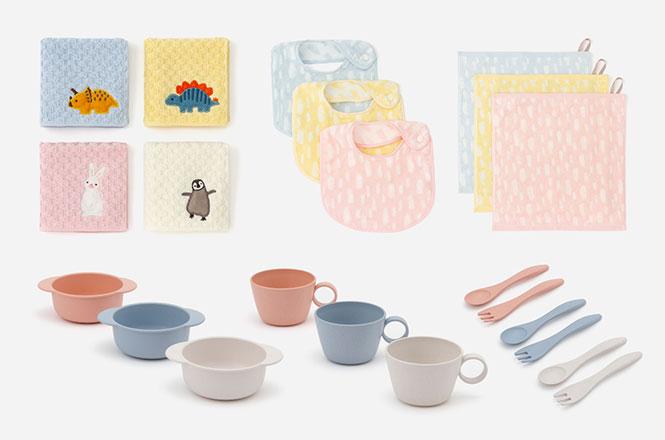 「ケユカ 新宿マルイ店」抗菌機能付きベビー・キッズ商品販売開始